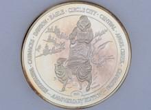 Yukon Quest 1993 Medallion